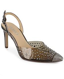 Women's Lilly Translucent Dress Heel