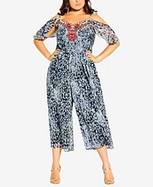 Trendy Plus Size Nigella Jumpsuit
