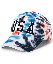 Men's Team USA Tie-Dye Chino Ball Cap