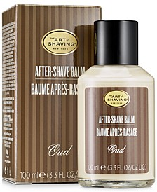 The After Shave Balm, Oud, 3.3 Fl Oz