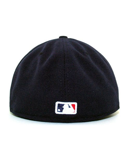 ffc78381cbebf New Era New York Yankees MLB Authentic Collection 59FIFTY Fitted Cap ...