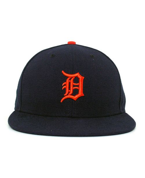 094fd8dbdb6 New Era Detroit Tigers MLB Authentic Collection 59FIFTY Fitted Cap - Sports  Fan Shop By Lids - Men - Macy s