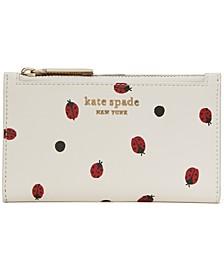 Ladybug Small Leather Bifold Wallet