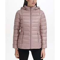 Charter Club Women's Packable Down Puffer Coat