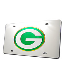 Rico Industries Green Bay Packers License Plate