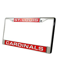St. Louis Cardinals License Plate Frame