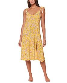 Divas in the Details Tie-Strap Coverup Dress