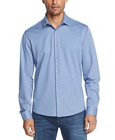 Everyday Active Men's Casual Slim Fit Dress Shirt