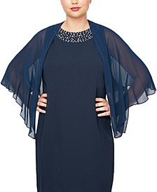 Plus Size Multi-Wear Shawl