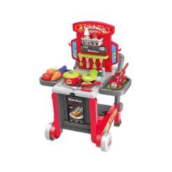 Toy Chef 3-in-1 Children's Full-Size Kitchen Set