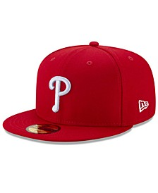 Philadelphia Phillies 2021 Father's Day 59FIFTY Cap