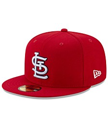St. Louis Cardinals 2021 Father's Day 59FIFTY Cap