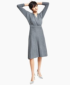 Collared Sweater Dress, Created for Macy's