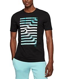 BOSS Men's Cotton-Blend T-Shirt