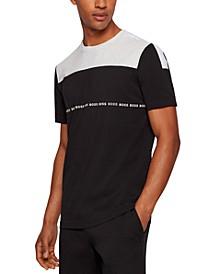 BOSS Men's Color-Block Logo T-Shirt
