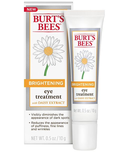 Burt's Bees Brightening Eye Treatment, 0.5 oz