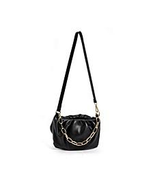 Women's Eva Chain Pouch Shoulder Bag