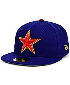 Dallas Cowboys Americana 59FIFTY Cap