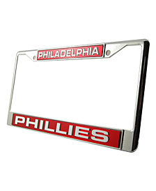 Rico Industries Philadelphia Phillies Laser License Plate Frame