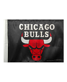 Rico Industries  Chicago Bulls Car Flag