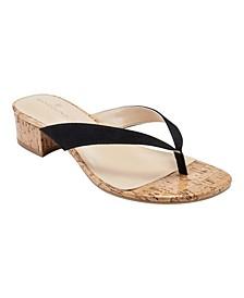 Women's Selem Thong Dress Sandals