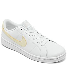 Women's Court Royale 2 Casual Sneakers from Finish Line