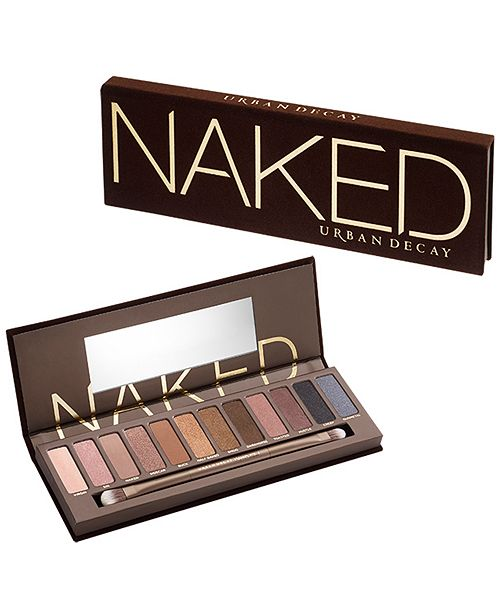 Urban Decay Naked Eyeshadow Palette  Reviews - Makeup - Beauty - Macys-9559