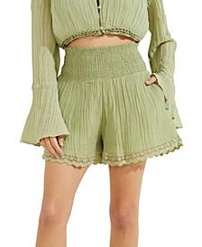 Remi Gauze Shorts