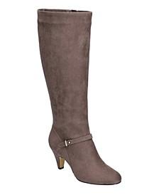 Women's Sasha Wide Calf Tall Boots