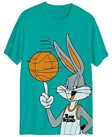 Men's Space Jam Bugs Bunny Graphic T-Shirt