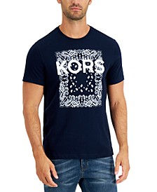 Men's Paisley Block T-Shirt