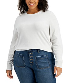 Plus Size Top, Created for Macy's