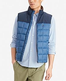 Men's Packable Layering Puffer Vest