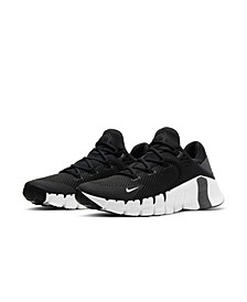Men's Free Metcon 4 Training Sneakers from Finish Line
