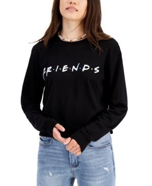 Juniors' Friends Long-Sleeve T-Shirt