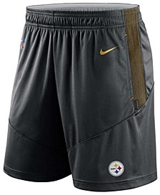 Pittsburgh Steelers Men's Dry Knit Shorts