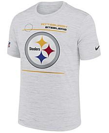 Pittsburgh Steelers Men's Velocity Sideline T-Shirt