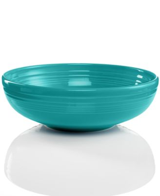 Extra Large Turquoise Bistro Bowl