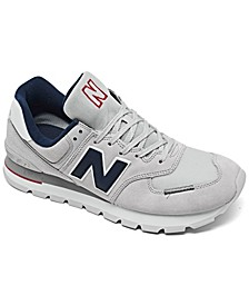 Men's 574 Rugged Casual Sneakers from Finish Line