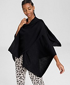 Solid Cashmere Wrap, Created for Macy's