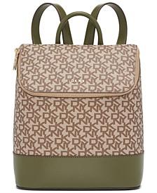 Bryant Signature Top Zip Backpack