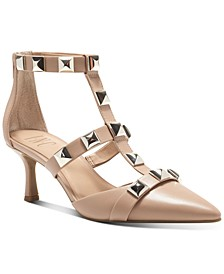 Women's Gilana Studded Dress Sandals, Created for Macy's