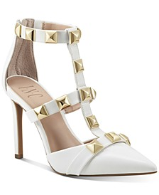 Syndia Studded Dress Sandals, Created for Macy's