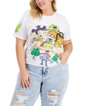 Trendy Plus Size Rugrats Graphic T-Shirt