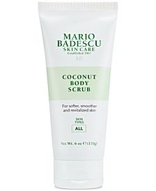 Coconut Body Scrub, 6-oz.