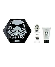 Star Wars Storm Trooper Eau De Toilette Spray and Shower Gel 3D Head Gift Set, 2 Piece