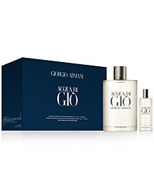 Men's 3-Pc. Acqua di Giò Travel With Style Gift Set