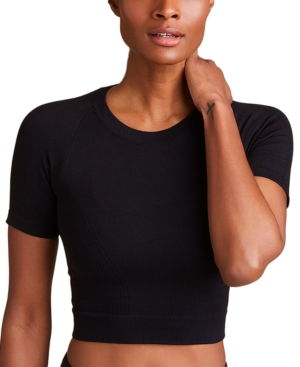 Women's Flow Seamless Cropped Top