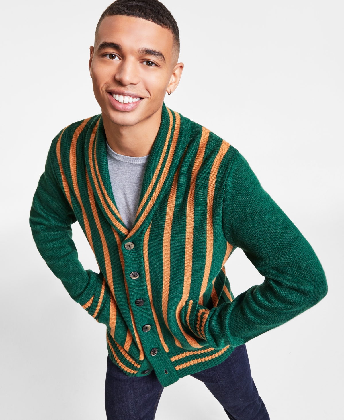 Men's Billy The Kid Sweater