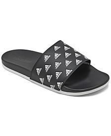 Men's Adilette Comfort Slide Sandals from Finish Line